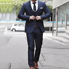 90 navy blue suit styles for men dapper male fashion ideas