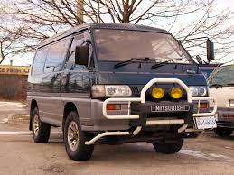 mitsubishi delica space gear canadians embrace japan u0027s stealthy adventure vehicle mitsubishi u0027s