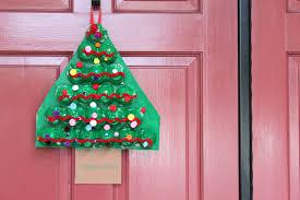 carton christmas tree