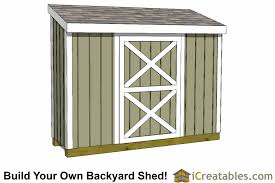 3x10 lean to shed plans 3x10 shed plans