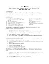 Scrum Master Sample Resume by Paul Wallace Pmi Certified Agile Resume