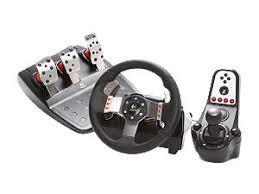 siege g27 logitech g27 racing wheel pc gamepad controller by logitech