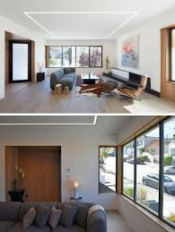 Modern House Living Room An Angular House Arrives On This Street In San Francisco