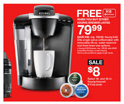 did target have coffee pods for 8 on black friday kcl u0027s favorite black friday deals the krazy coupon lady
