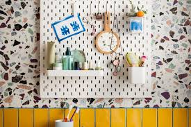 peg board ikea s pegboard system finally comes to the us curbed