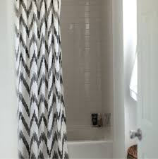 White Chevron Curtains White And Grey Chevron Curtains 28 Images Grey And White