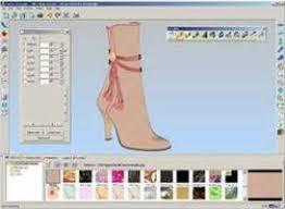 shoe design software design software produces photo realistic 3d images