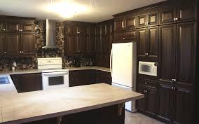 peinturer armoire de cuisine en bois cuisine armoires gibson peinture meuble cuisine chene comment