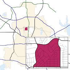 Zip Code Map Dallas by Bluffview Dallas Wikipedia