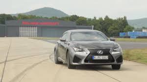 lexus v8 cars lexus rc f v8 gewitter fast lap auto motor und sport youtube