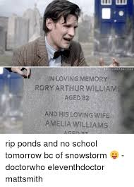 No School Tomorrow Meme - a s y l u m o fdale k s in loving memory rory arthur williams aged