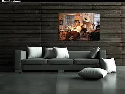 jazz home decor home decor modern wall art oil painting on canvas schilderijen