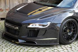 Audi R8 Top Speed - when audi r8 in ppi carbon fiber body kit jdm autopart sport car