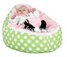 babybooper new born bean bag snuggle bed portable seat nursery