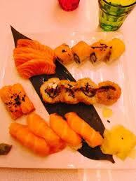 cuisine tout en un plateau kohai tout saumon un délice picture of miss ko