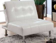 White Leather Tufted Sofa Tufted Leather Sofa Ebay