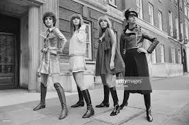 ossie clark winter fashion pictures getty images