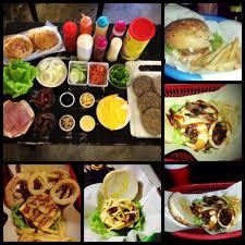 backyard burgers customized contest contenders davao burgers at