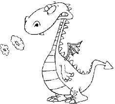 coloriage dragons dragon 2 à colorier allofamille