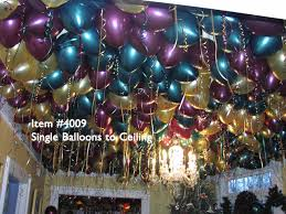special décor up with balloons by balloons from all occasions