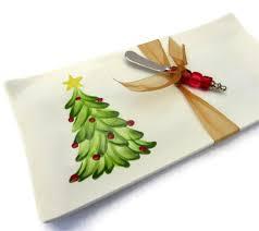 painted platters painted platters painted christmas serving platter