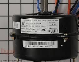 condenser fan motor 621919 repairclinic com