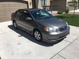 used lexus in toronto used 2005 toyota corolla s for sale in toronto ontario carpages ca