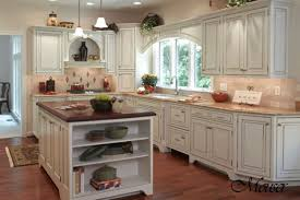 kitchen style all white cabinet beach kitchen wood countertop