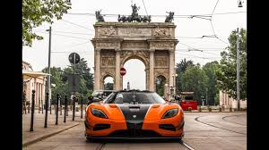 koenigsegg agera xs top speed orange koenigsegg agera rs u0027 u0027xs u0027 u0027 in milan youtube