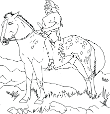 articles with free online printable horse coloring pages tag