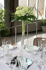 eiffel tower vase centerpieces 20 glass eiffel tower vases 12 pack clear home