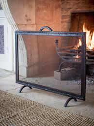 large fireplace screen home decorating interior design bath