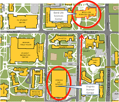 Missouri State Campus Map by Navigating The Conference Iccf 18 Conference