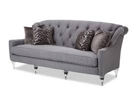 Aico Sofa Adele Tufted Sofa With Crystals Aico St Adele15 Tar 002 U2022 Usa