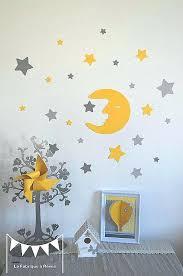 décoration chambre bébé nuage deco bebe unique deco jaune chambre bebe d coration et linge