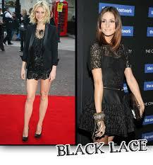 black lace party dresses lace wedding onefabday com