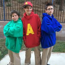Shark Attack Halloween Costume Group Halloween Costume Idea Alvin Chipmunks