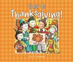 Is Thanksgiving Today Today Is Thanksgiving By P K Hallinan