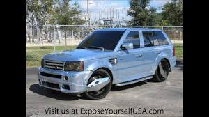 black chrome range rover chrome range rover sport exposeyourself youtube