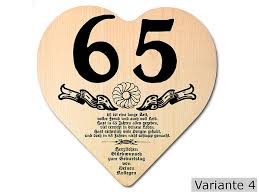 geburtstagssprüche 65 spruch 65 geburtstag vorlagen