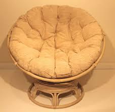 Rattan Papasan Chair Cushion Furniture Comfy Rattan Mini Papasan Chair Ideas For Family Room