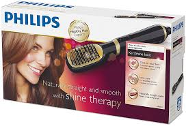 Philips Hair Dryer Keratin philips hp8659 kerashine essential care air styler
