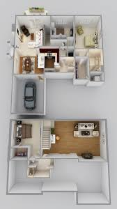 northern pass townhome floorplan colonie ny luxury townhome