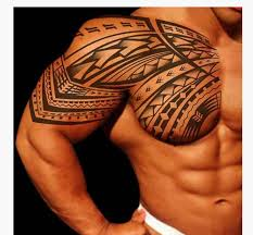 14 shoulder tribal tattoos