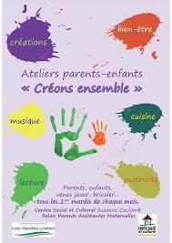 atelier cuisine parent enfant les ateliers parents enfants centre social et culturel suzanne coulomb