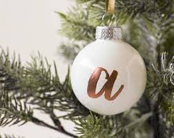 mini glass ornament etsy