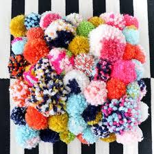 best 25 yarn pom poms ideas on pinterest pom pom tutorial pom