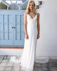 aliexpress com buy robe de mariage lace backless bohemian boho