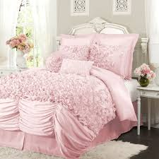total fab pale pink comforter bedding sets a soft place to fall