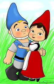 gnomeo juliet kids love movie cute doodle